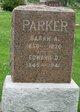 Sarah Ann <I>Stewart</I> Parker