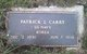 Profile photo:  Patrick L Carry