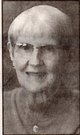 "Profile photo:  Margery L. ""Marge"" <I>Knapp</I> Armstrong"