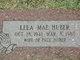 Lela Mae Huber