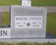 Martha Estelle <I>Williams</I> Martin