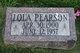 Lola Elsie <I>Pearson</I> Coffel