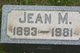 Jean M Campbell