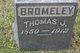 Thomas J Bromeley