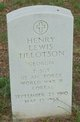Profile photo:  Henry Lewis Tillotson