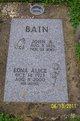 Edna Alice <I>Justice</I> Bain