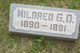 Mildred G.O. Ogilbee