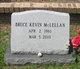Profile photo:  Bruce Kevin McLellan