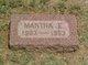 Martha Esther <I>DeArman</I> Hudson