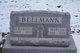 Martha E. <I>Boehme</I> Bellmann