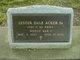 Profile photo:  Lester Dale Acker Sr.