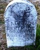 Profile photo:  Agnes Gertrude Brackin