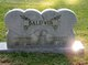 Edith Katherine <I>Ammons</I> Baldwin