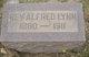Profile photo: Rev Alfred Lynn