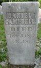 Profile photo:  Daniel Campbell