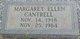 Margaret Ellen <I>Cantrell</I> Smith