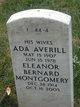 Profile photo:  Ada <I>Adverill</I> Hains