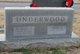 Alma Elizabeth <I>Hall</I> Underwood