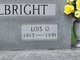 Lois <I>Queen</I> Woolbright