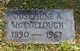 Josephine Alberta <I>Raack</I> McCollough
