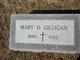 Profile photo:  Mary Olive <I>MacDonald</I> Gilligan