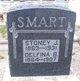"Profile photo:  Stonewall Jackson ""Stoney"" Smart"