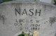 Lucile W Nash