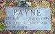 Jemima <I>Oney</I> Payne