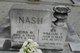 Dora H. <I>Johnson</I> Nash