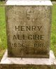 Henry Allgire