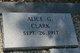 Alice Grace <I>Rutledge</I> Clark