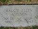Maggie Ellen Addison