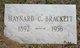 Maynard C. Brackett