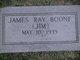 "James Ray ""Jim"" Boone"