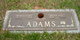 Profile photo:  Robert Earl Adams