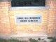 Grace Hill Mennonite Church Cemetery