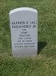 """Alfred Ernest """"Al"""" Fagundes Jr."""