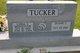 Linda Sue <I>Hostetler</I> Tucker