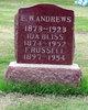 Profile photo:  Edward William Andrews
