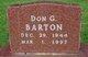 Don Gene Barton