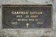 Rev Garfield Saylor