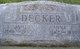 James Albert Decker
