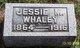 Jessie M. Whaley