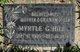 Myrtle Gwendolyn <I>Mannon</I> Hill