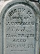 "Mary M ""Polly"" <I>Garberich</I> Curfman"