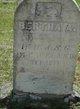 Bertha Agnes Cleveland