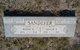 """Grace Ethel """"Gracie"""" <I>Reynolds</I> Sandefer"""