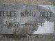 """Artelee """"Tellie"""" <I>King</I> Belt"""