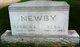 Harold Anderson Newby