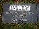 "Profile photo:  Herbert Kennedy ""Buddy"" Insley"